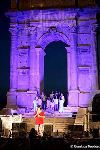 Ofelia all'Arco de Trajà