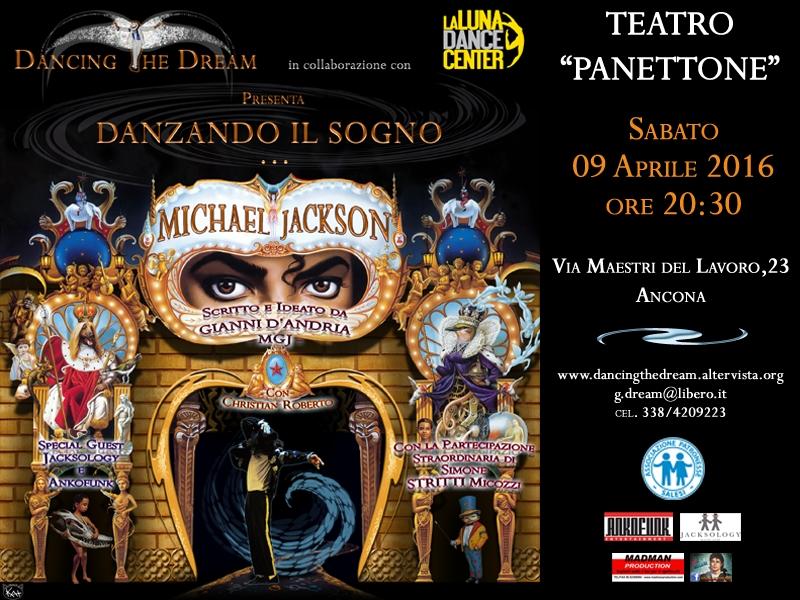Danzando il Sogno…Michael Jackson