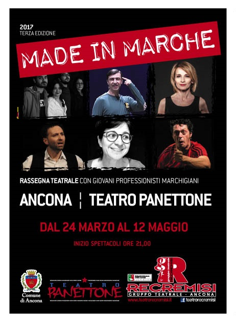 MADE IN MARCHE: STAND ART COMEDY