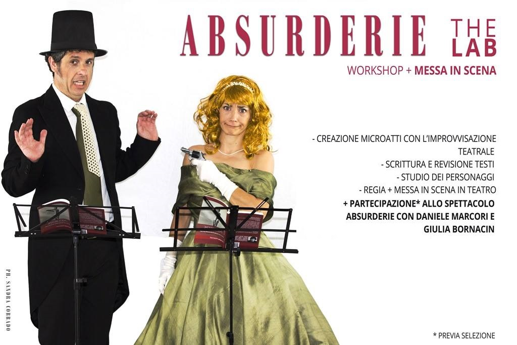 Absurderie – The Lab: NUOVE DATE
