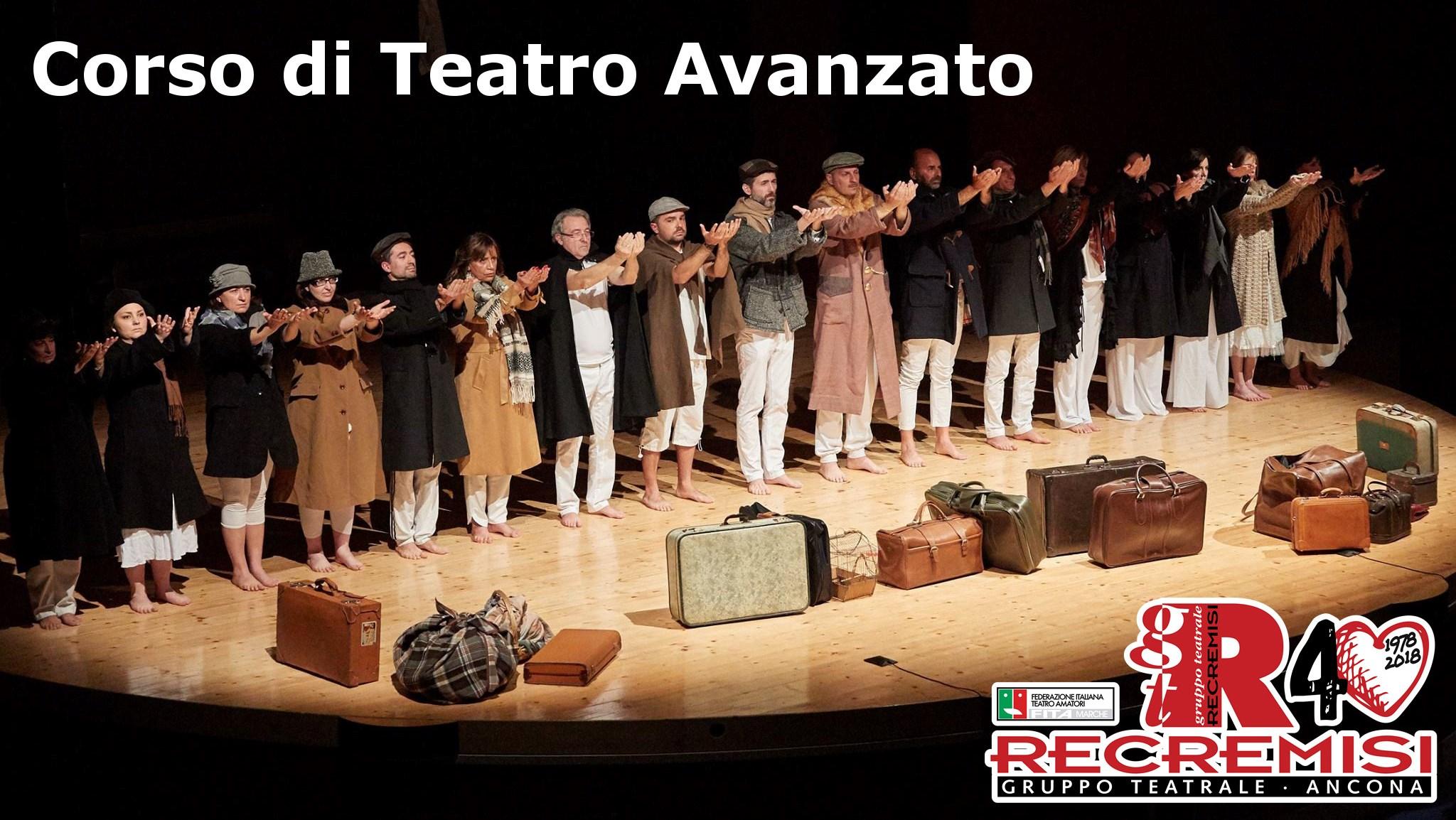 Corso di Teatro Avanzato 2019