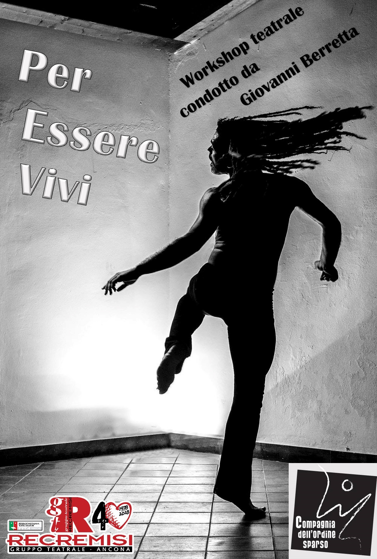 Per Essere Vivi – Workshop