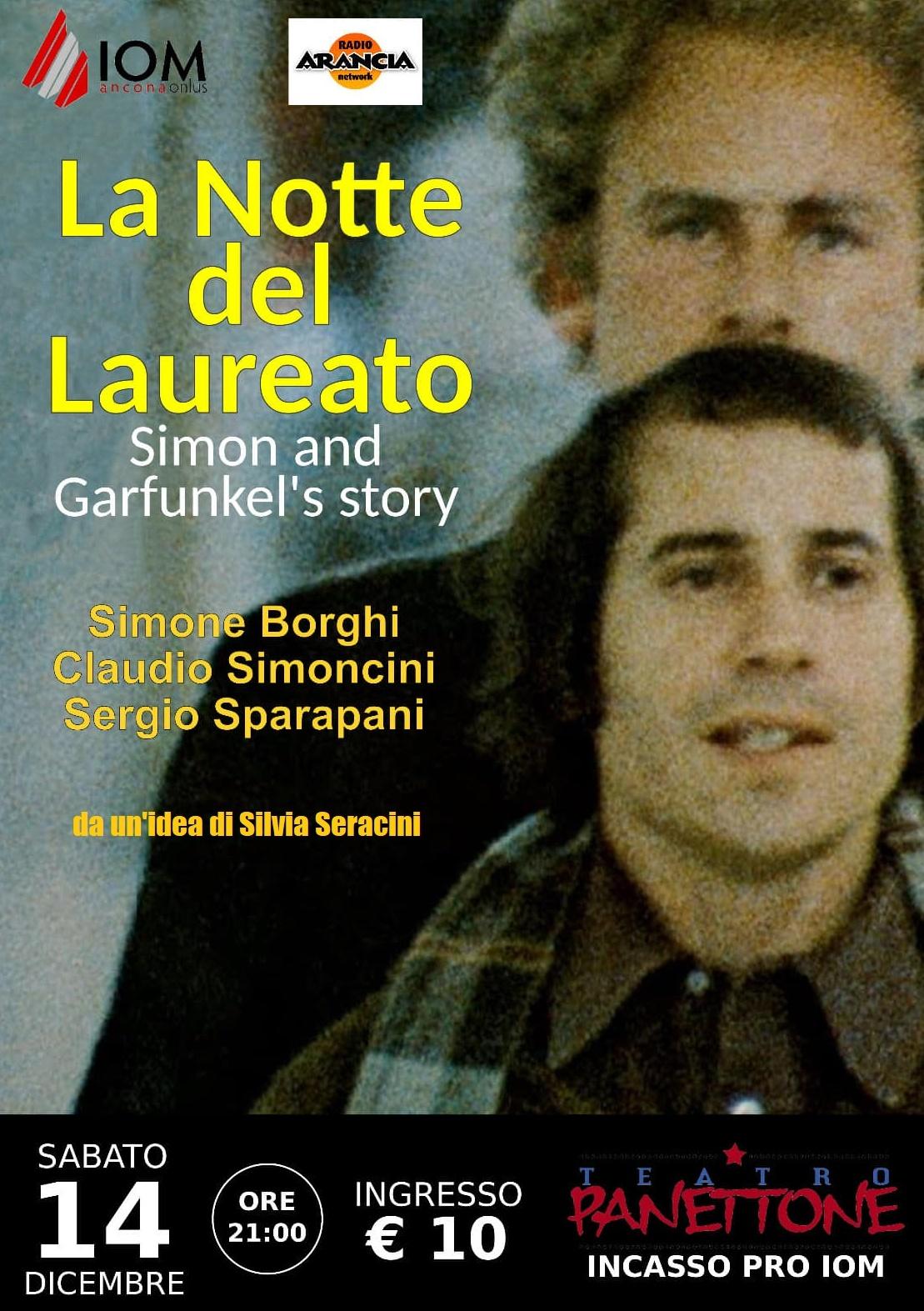 La Notte del Laureato – Simon and Garfunkel's Story