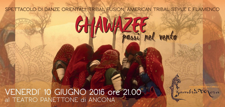 Ghawazee – VENERDÌ 10 GIUGNO 2016