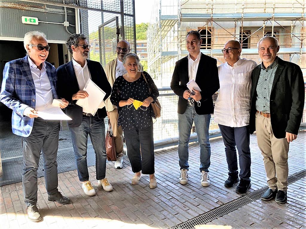 Inaugurazione del nuovo Panettone